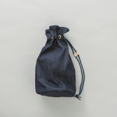 Denim Knapsack Large